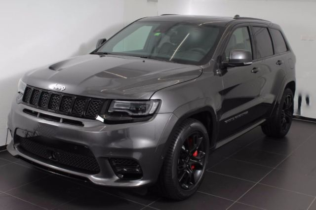 Jeep Grand Cherokee 6.four V8 HEMI SRT8 NEW MOD.2018