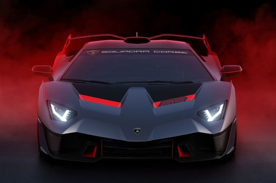 Finally a track ready Lamborghini V12 again, the SC18 boasting 770hp