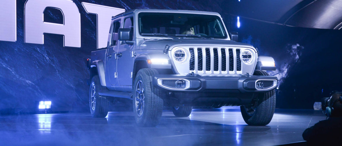 2020 Jeep Gladiator Pickup Truck Will Price Greater Than 60