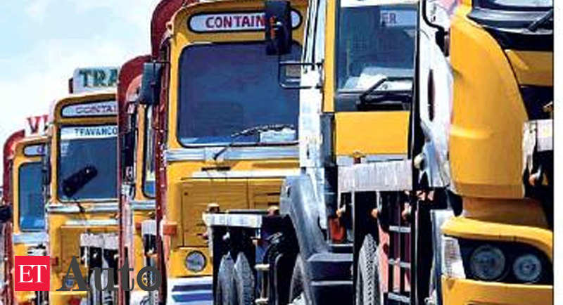 drivers of heavy industrial autos now give gas consumption