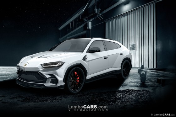 It has been made clear from the start that Lamborghini will release a more powerful Urus version